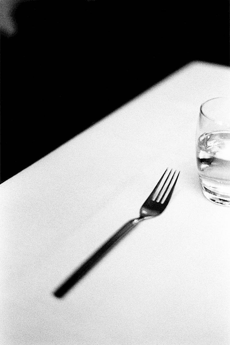 Untitled 119-13 (Fork and glass)